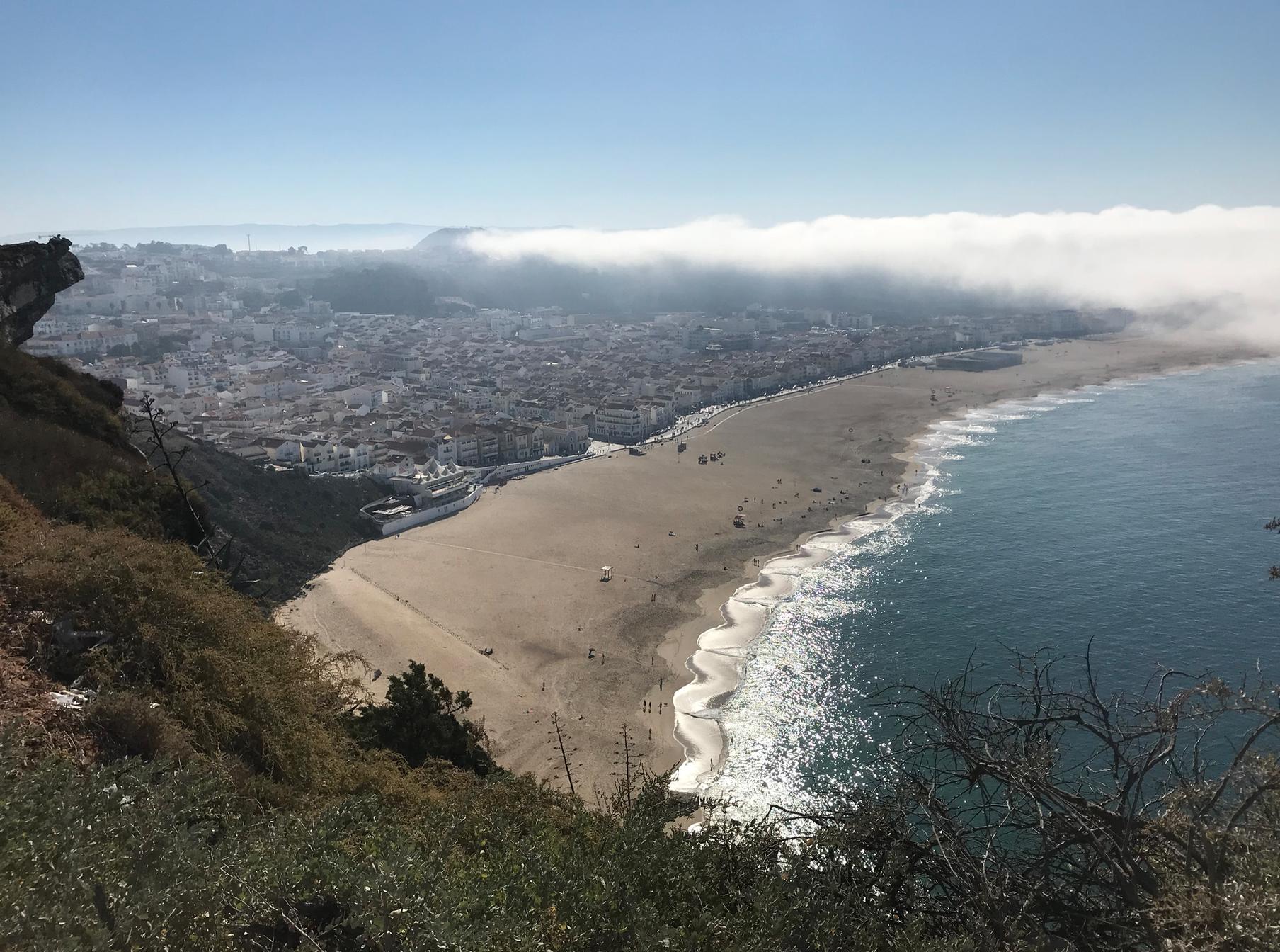 Nazaré, Portugsal